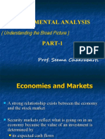 Fundamental Analysis PART I