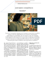294164662 Conservantes Cosmeticos PDF