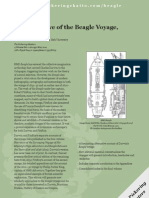 The Narrative of the Beagle Voyage
