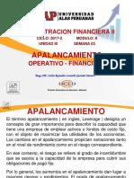 Semana 03 - Apalancamiento Operativo - Financiero i