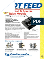 D 612 Forward&ReverseModule
