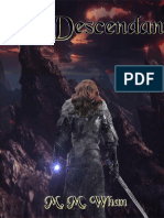 The Descendant - Book 1 of The Diamond Sword Chronicles