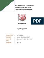 Informacion Formativa de Histologia