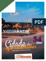 Gazeta de Votorantim Edicao de Aniversário 2017