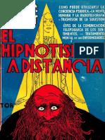 El Hipnotismo a Distancia