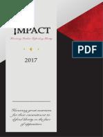 2017 Impact Program