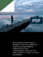 DUELO. TERAPIA