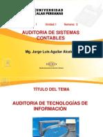 Ayuda 2 Auditoria de Tecnologia de Informacion