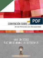 Convención Derechos Discapacidad
