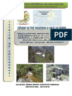 Perfil 4 Localidades Salcahuasi