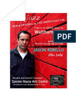 Summer Flyer E17 Jazz