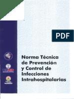 NT Infecciones Intrahospitalarias 2004