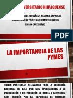 La importancia de las Pymes.pptx