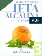 Dieta Alcalina 3_ Guia Rapida _ - Gabriel Gavina