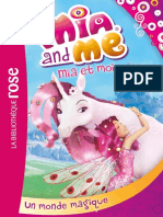 [Mia Et Moi 1] - Un Monde Magique (2015, Hachette Jeunesse, 978-2!01!948781-2)