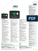 Dse 74xx Mkii Data Sheet Us