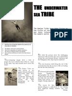 The Underwater Sea Tribe