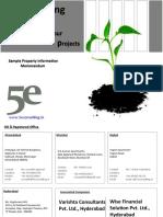 5e Consulting Sample PIM (Property Information Memorandum