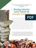 Biodegradacion