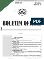 BO N.º57 de 10-10-2016 Nova Orgânica Do Ministério Da Educação cv