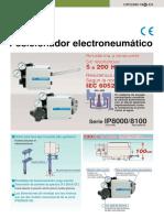 Posicionador IP8000 8100 Spanish
