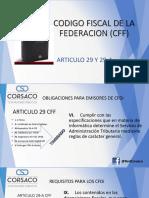 ANEXO 20 - CFDI 3.3