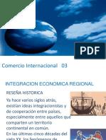 03. Integración Comercial