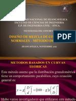 8°CLASE  DISEÑO DE MEZCLA
