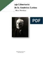 Viaje Libertario a Traves de America Latina