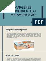Márgenes Convergentes y Metamorfismo