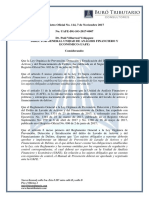 RO# 114 - Expídense Directrices Para Que Las PN Elaboren La Guía Básica de Prevención Del Lavado Activos y Del Financiamiento de Delitos (7 Nov. 2017)