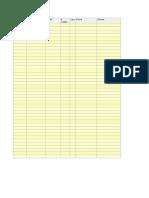 Formato de Administrador de Notas de Venta