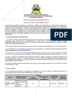 Edital 02 - Policia Civil 13-09-06