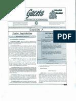 Decreto Legislativo 266-2013