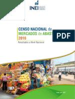 Censo de Mercados
