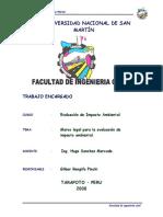 221629582 Marco Legal e Institucional de La Evaluacion de Impacto Ambiental