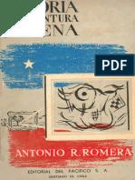 Romera - Historia de La Pintura Chilena1