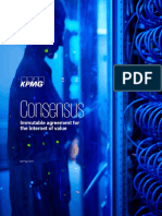 Kpmg Blockchain Consensus Mechanism