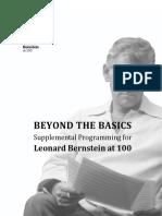 Leonard Bernstein at 100
