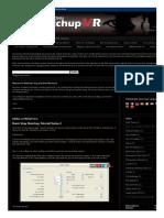 Nomeradona SketchUp VR_ Basic Vray Sketchup Tutorial Series 2