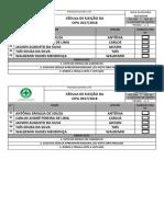 PEC-008-REV.00 - Cédula de Votação