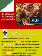 Bolivia Potencial Cadena Gastronomica MIGA