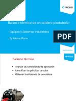 5-Balance Termico Caldero