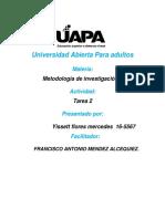 Tarea2 Metodologia de Investigacion 1