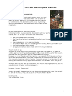Love Parade Case Study