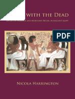 Nicola Harrington - Living With the Dead