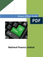 Green Office NFL