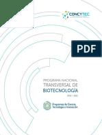 Libro Biotecnologia concytec