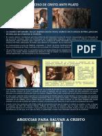 El Proceso de Cristo Ante Pilato.222