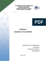 Liquidos y Soluciones quimica II